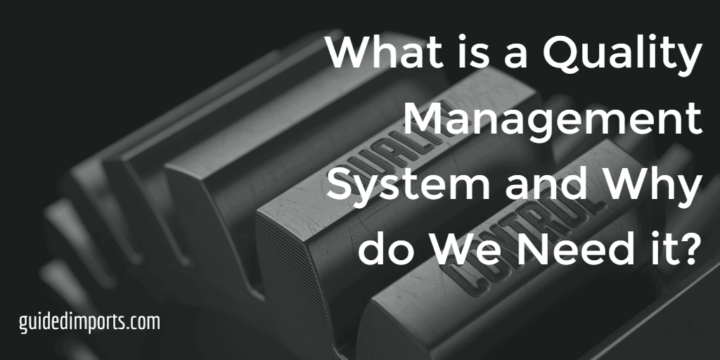 When you buy china goods a quality management system qms should what is a quality management system and why do we need it fandeluxe Image collections